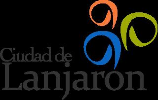 Ciudad de Lanjaron Logo
